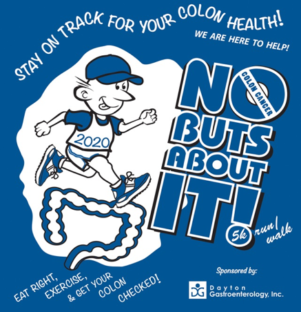 No Buts About It 5k Run Walk Colon Cancer Awareness